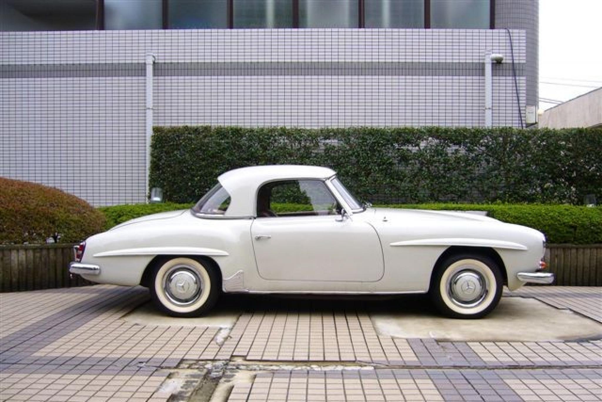 ヴィンテージカー販売 メルセデス・ベンツ190SL