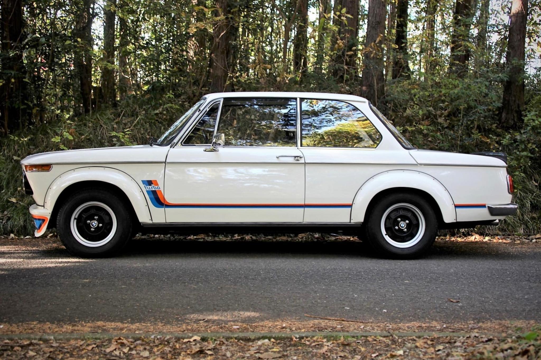 ヴィンテージカー販売 BMW2002ターボ