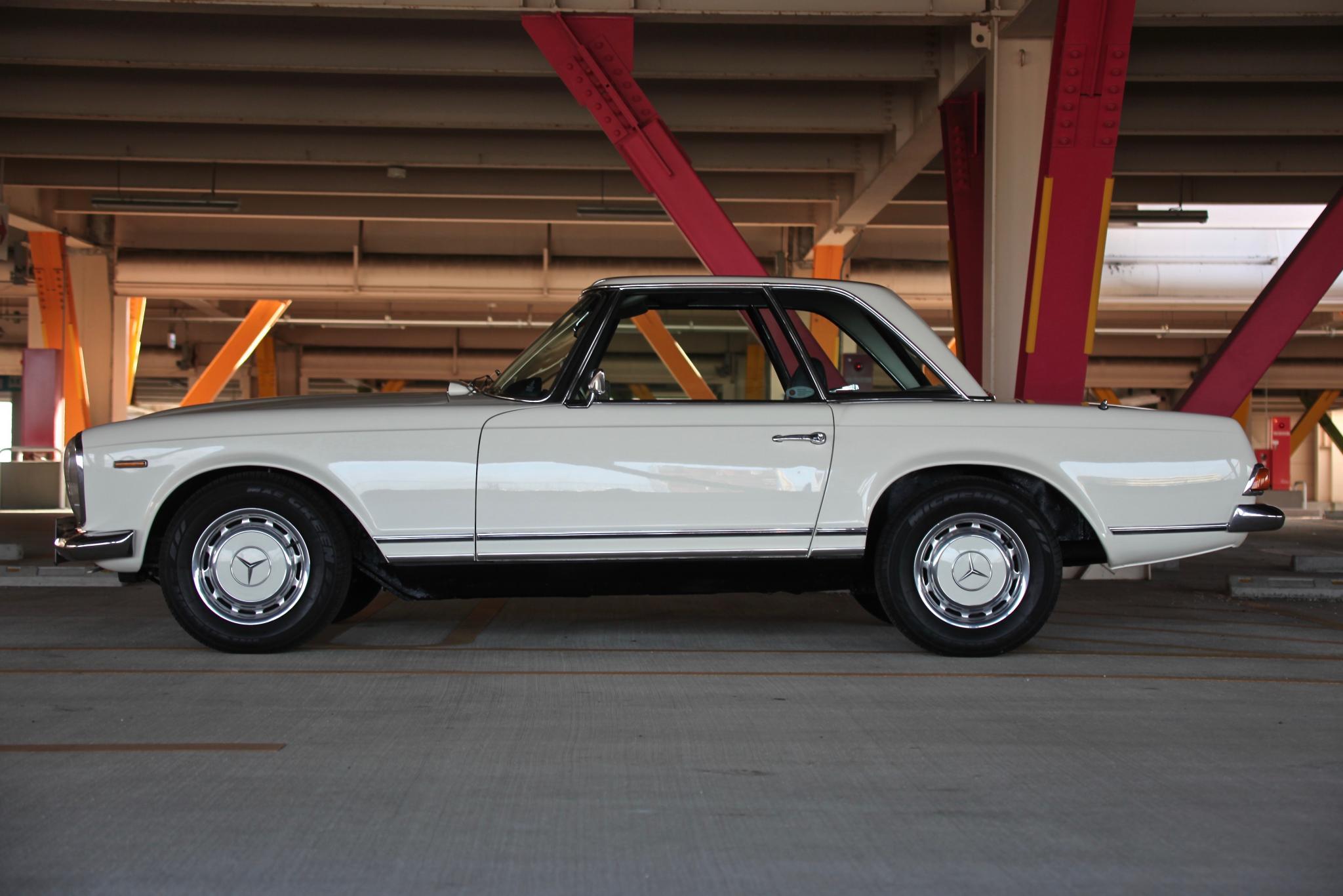 ヴィンテージカー販売 メルセデス・ベンツ280SL