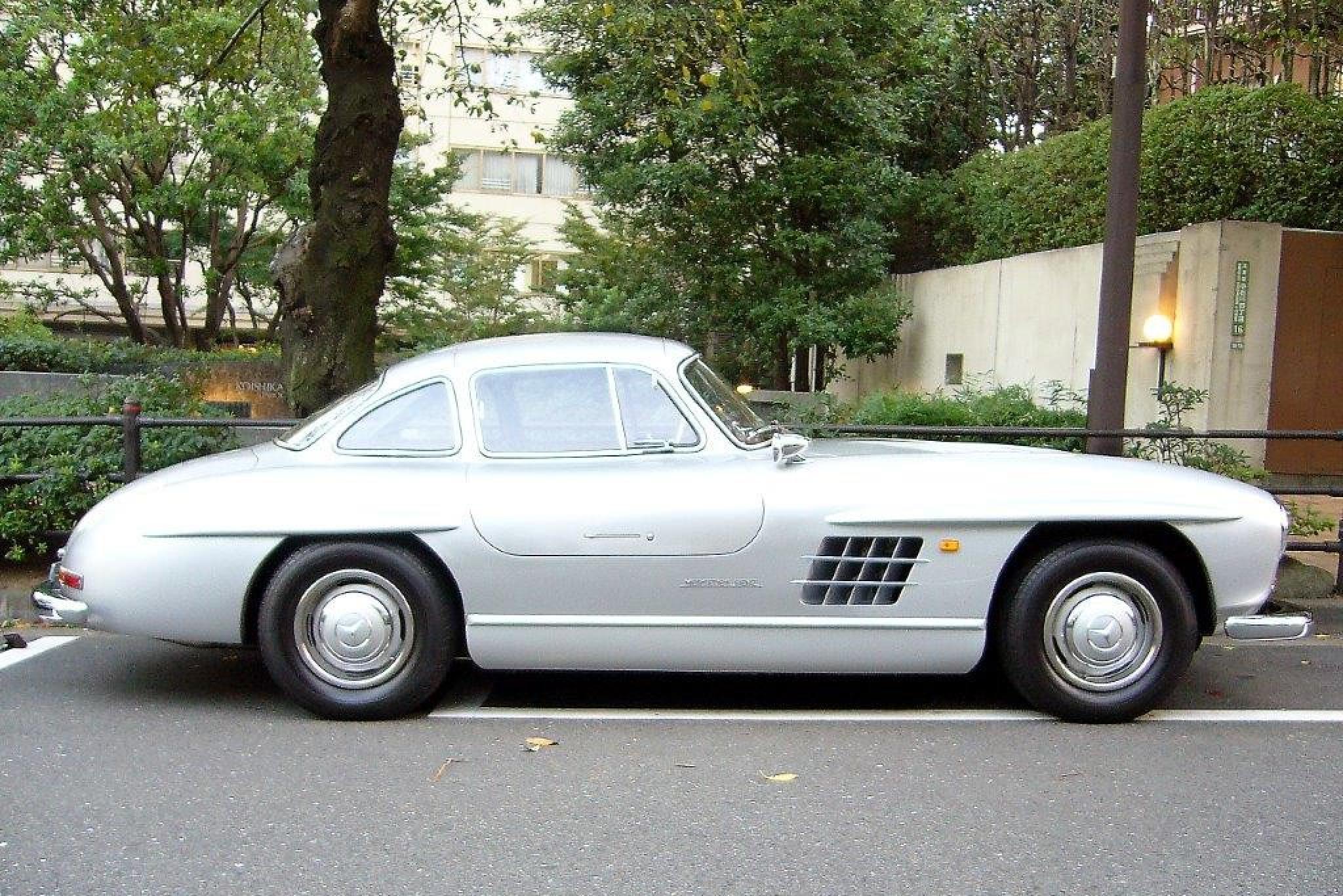 ヴィンテージカー販売 メルセデス・ベンツ300SL