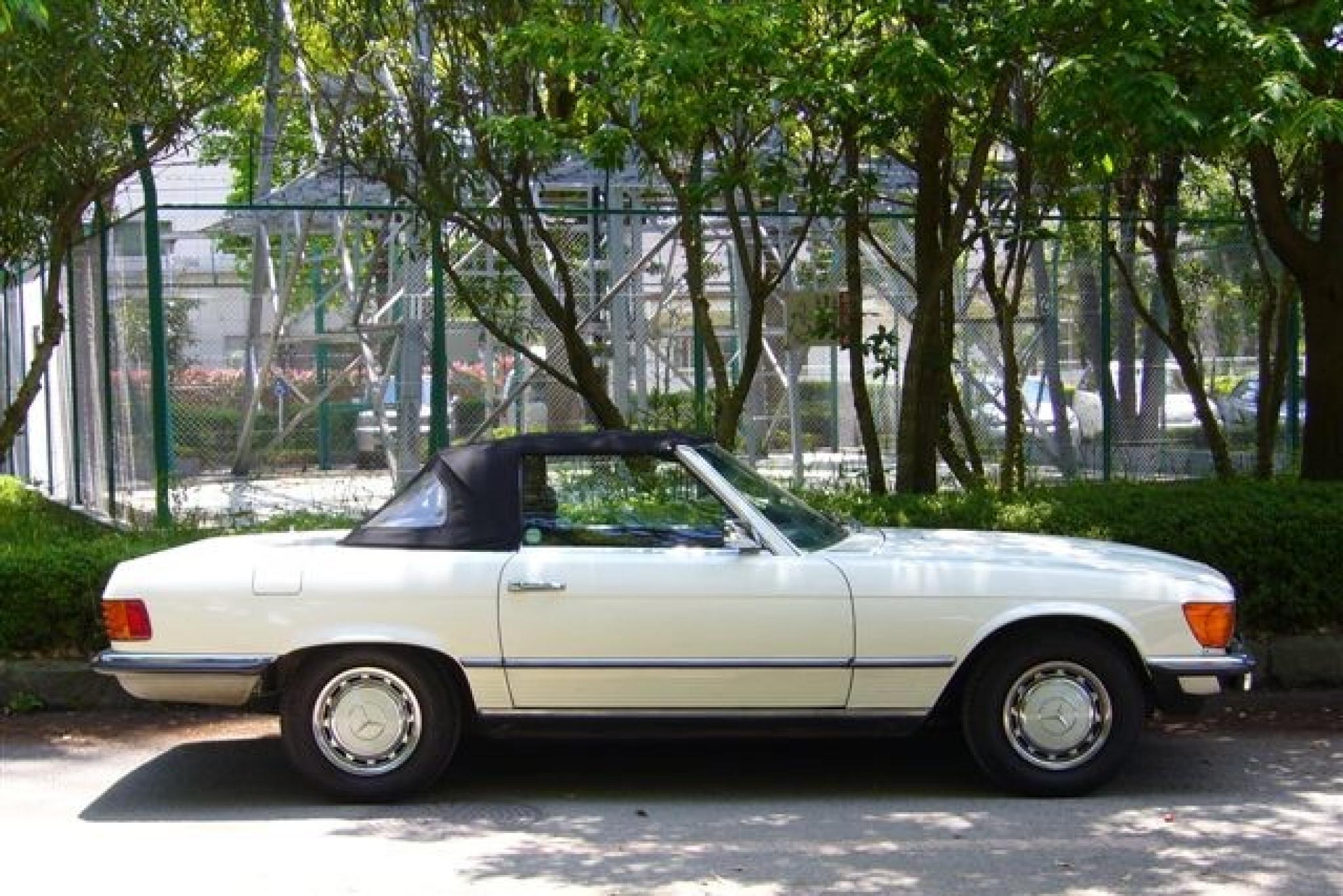 ヴィンテージカー販売 メルセデス・ベンツ450SL