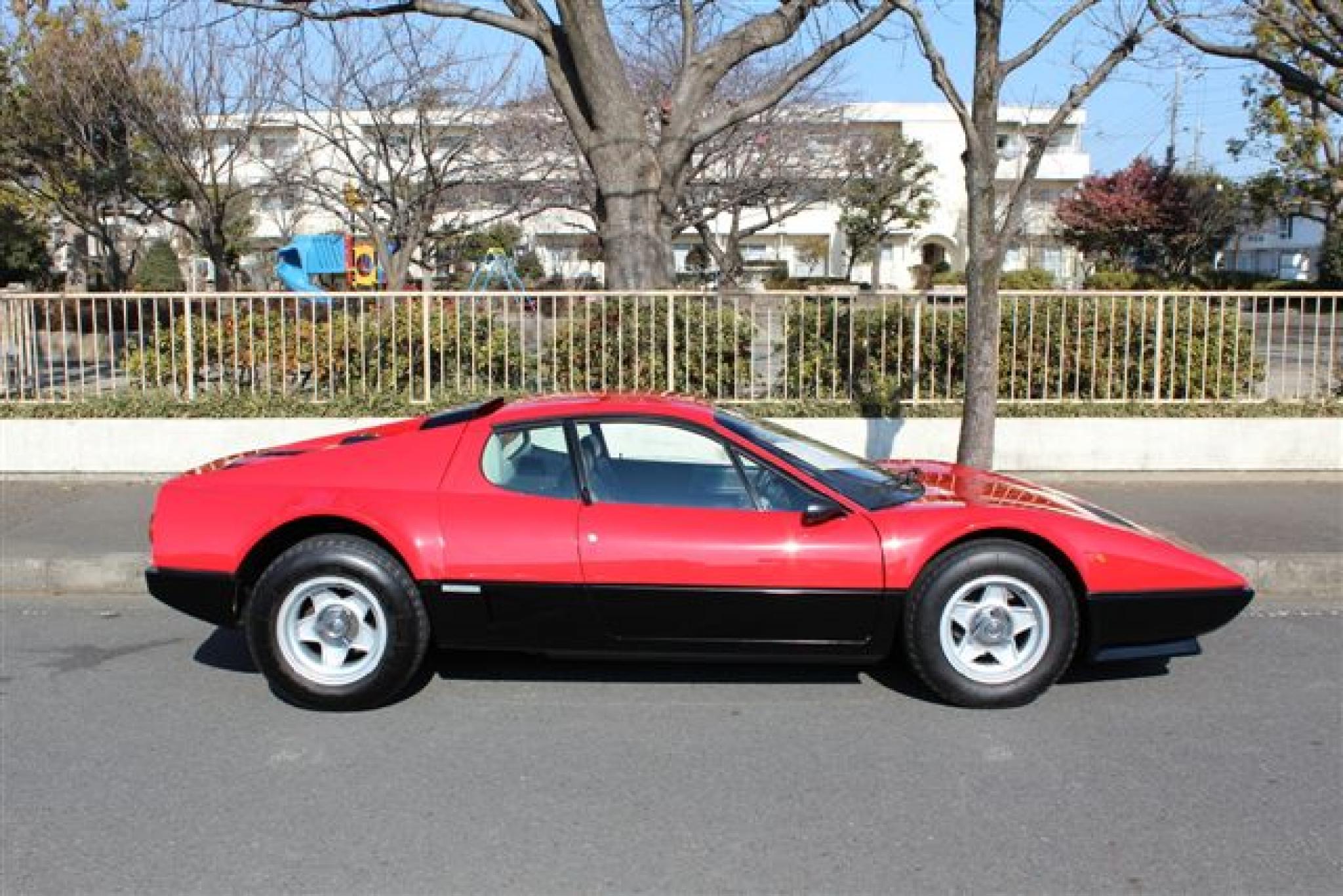 ヴィンテージカー販売 フェラーリ512BB